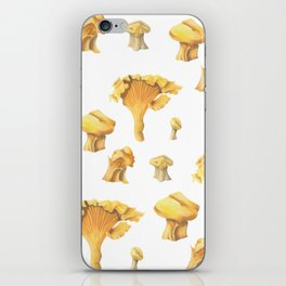 Chanterelle iPhone Skin