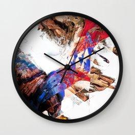 Fresh and Vivid Wall Clock