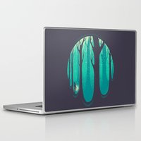 lonely Laptop & iPad Skins featuring Lonely Dream by Robson Borges