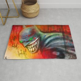Laughing Darkness Rug