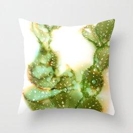Cactus II Throw Pillow
