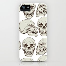 Lycanthrope iPhone Case