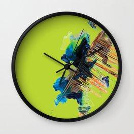 Vitality Wall Clock