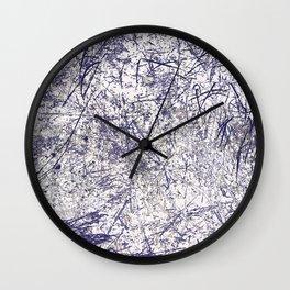 Prairie Dusk Wall Clock