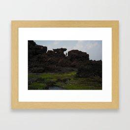 Seongsan ll Framed Art Print