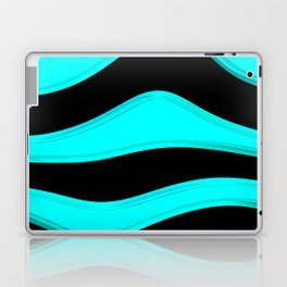 Hot Wavy C Laptop & iPad Skin