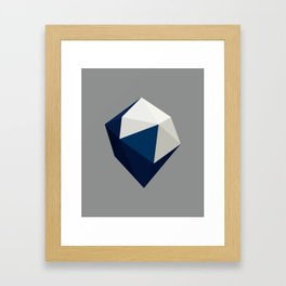 Indefinite Framed Art Print