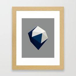Indefinite Framed Art Print