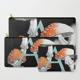 A is for Amanita muscaria Carry-All Pouch