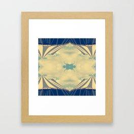 Kaleido-circus Framed Art Print