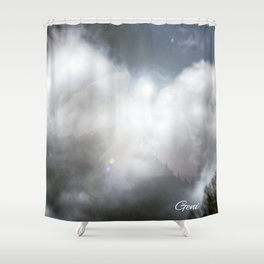 Heavenly Cloud Shower Curtain