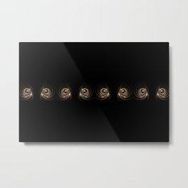 Abstract 17 001i Metal Print