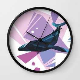 Geometry of the Void Wall Clock