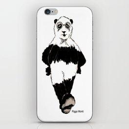 Riggo Monti Design #7 - The Riggo Bear iPhone Skin
