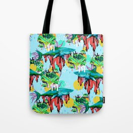 We are their cure Tote Bag