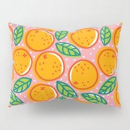 Oranges Pillow Sham
