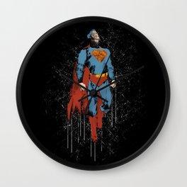 Super Speed (Superman) Wall Clock