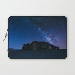 Milky Way Over Wadi Rum Laptop Sleeve