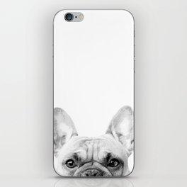 Bruno The French Bulldog iPhone Skin