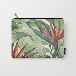 Tropical Flora I Carry-All Pouch
