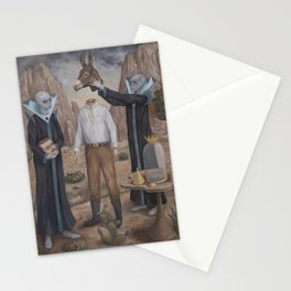 The Coronation Stationery Cards