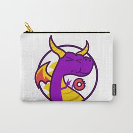 Spyro Loves Donut Carry-All Pouch