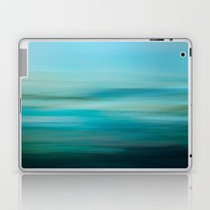 Greenish Blue Sea Laptop & iPad Skin