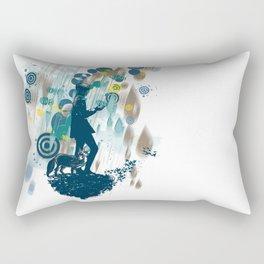 le petit prince 2010 Rectangular Pillow