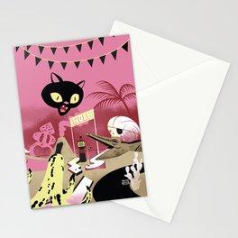 Get Lost Mini Golf Landscape Stationery Cards