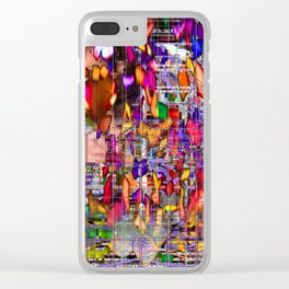Hate Parade (Have I Used That?) Clear iPhone Case