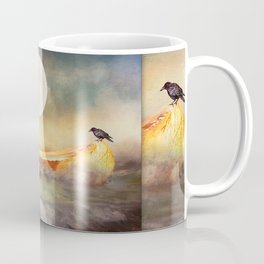 By the Light of the Crow Moon Coffee Mug