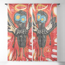 Angel Sheer Curtain