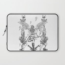 The Other Side (Grey) Laptop Sleeve