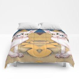 Sphinx Cat Comforters