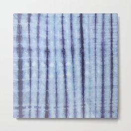 Amaya Stripe Metal Print