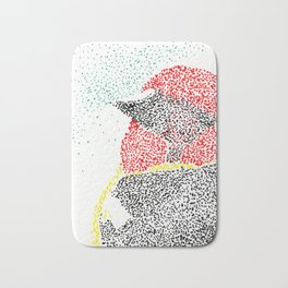 bird_XVI Bath Mat