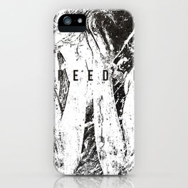 Feed on the powerless 1991 iPhone Case