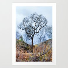 The Calling Tree Art Print
