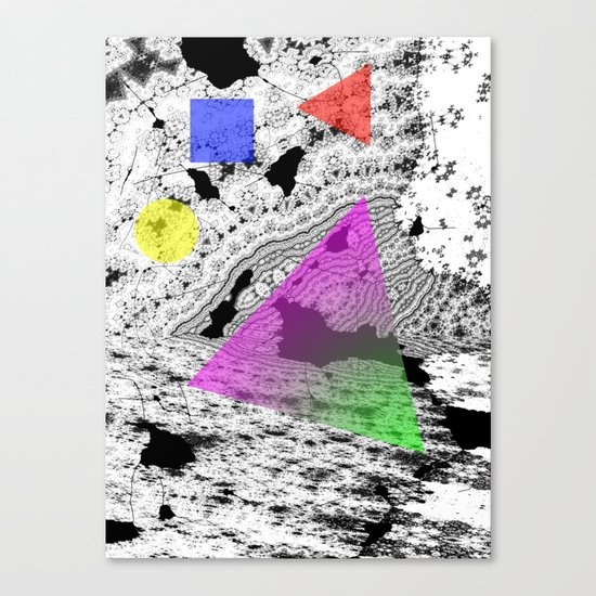 gene II forms Canvas Print