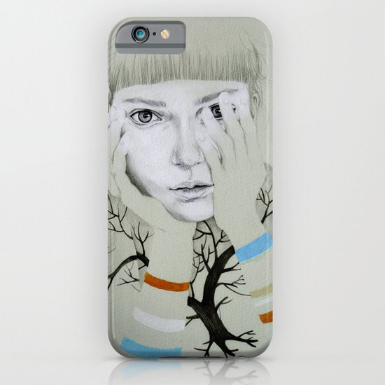 She, Tree iPhone & iPod Case