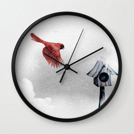 Shelter Wall Clock