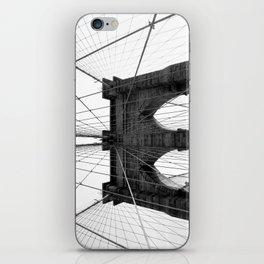 Brooklyn Web II iPhone Skin