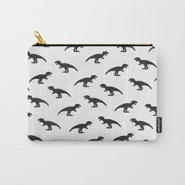 T-Rex Pattern Carry-All Pouch