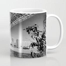 Under Manhatton Bridge Coffee Mug