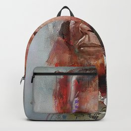 Icon number 6 Backpack
