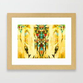 SG2 Framed Art Print