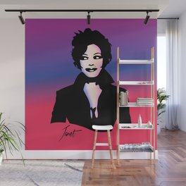 Janet Jackson - Janet - Pop Art Wall Mural