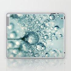 Droplets & Sparkles Laptop & iPad Skin