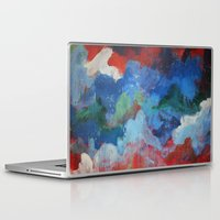 montreal Laptop & iPad Skins featuring Montreal #3 by DANiELLE
