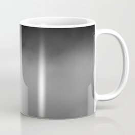 A-10C Warthog Coming Out of the Clouds Coffee Mug